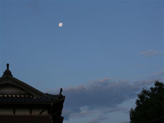 29日早朝屋根上の月 005_R.jpg