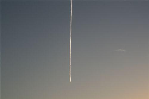 ジェット機雲と朝日 006_R.jpg