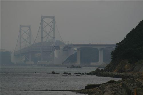 30日穏やかな海と大鳴門橋 カルモから 004_R.jpg